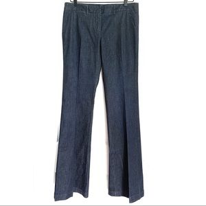 Theory Pants - Theory Ferine Navy Boot Cut Pants Size 8